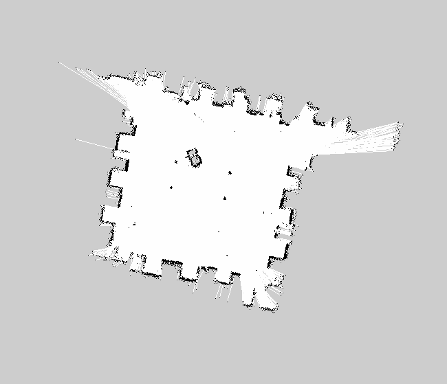 Why RPLidar + gmapping has a bad result? - ROS Answers: Open Source