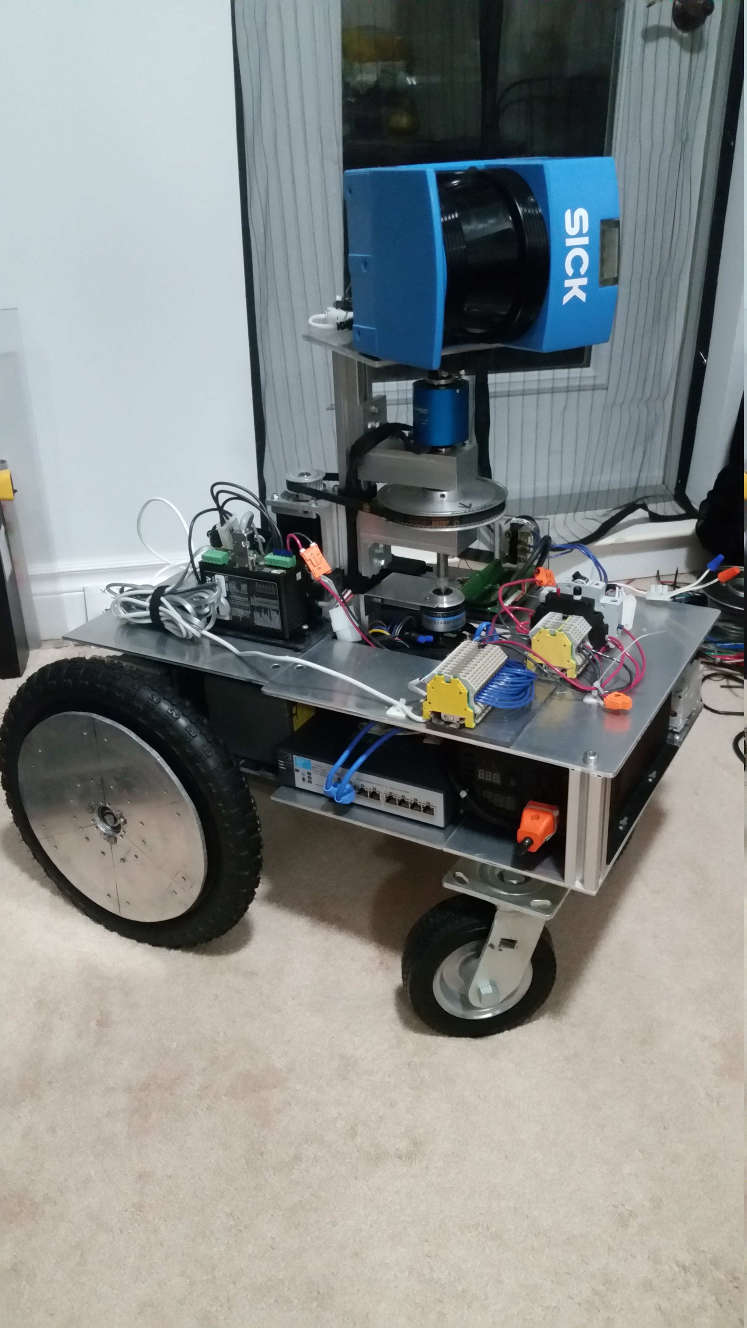 Please suggest all packages to achieve SLAM for robot - ROS Answers