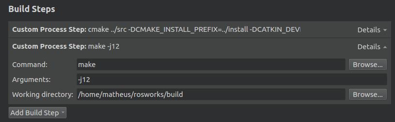 Debugging using ROS Qt Creator Plugin - ROS Answers: Open