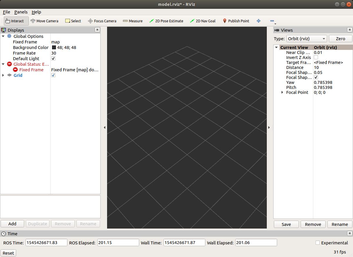 rospack] Error: package 'turtlebot3_description' not found - ROS