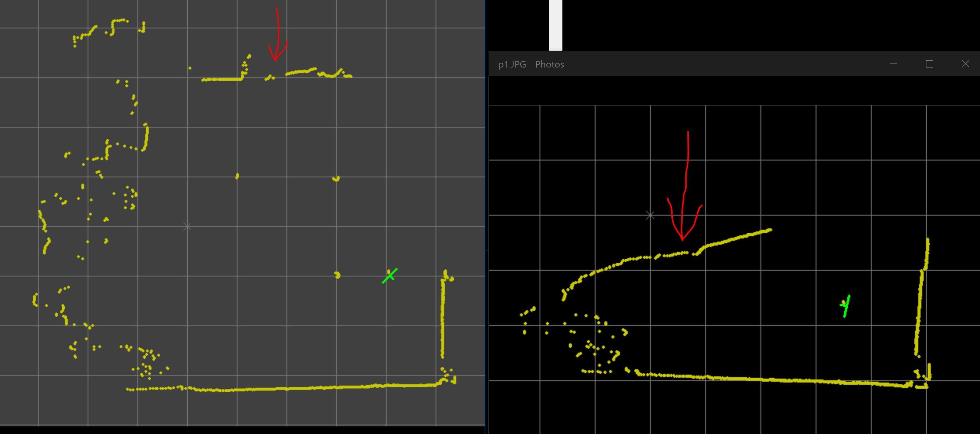 hokuyo UST-10lx LiDAR data not consistent - ROS Answers